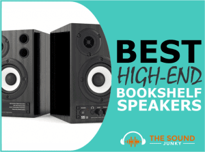 Best High End Bookshelf Speakers