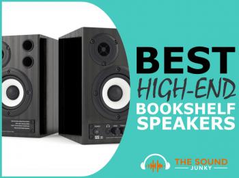 7 Best High End Bookshelf Speakers (Premium Sound & Price)