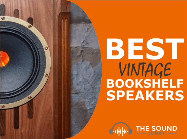 Best Vintage Bookshelf Speakers