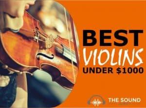 Best Violin Under $1000