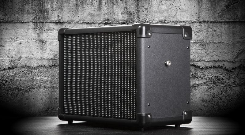Budget Guitar Amplifier