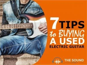 Buying a Used Electric Guitar