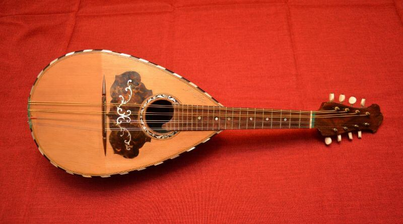 Decorative Mandolin