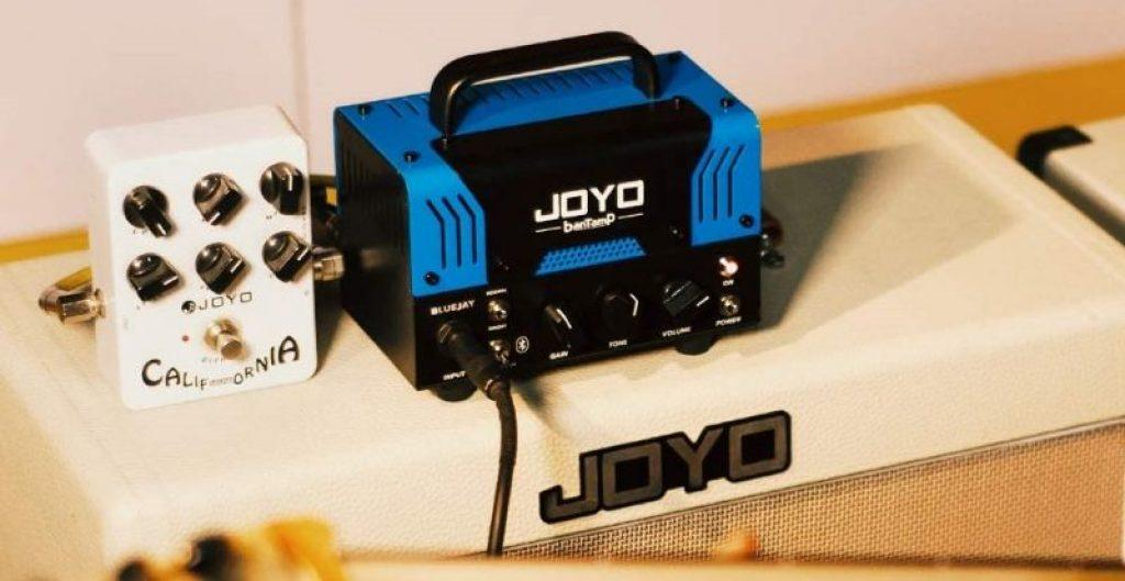 Joyo Bantamp Bluejay Amp Setup