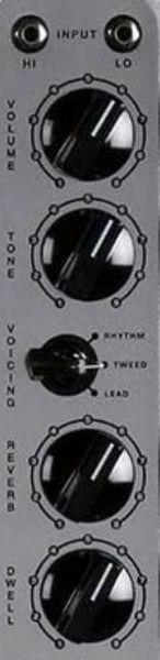 Tone King Falcon Grande Amplifier Controls