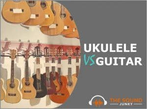 Ukulele VS Guitar - What is the Difference and Which Should You Learn
