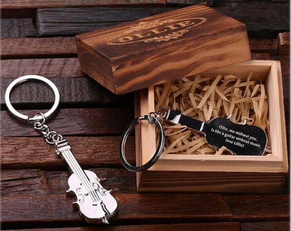 Personalized_Violin_Key_Chain_w_Box