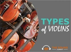 Types of Violins