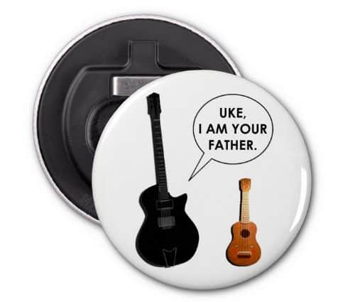 """Uke,_I_am_Your_Father""_Bottle_Opener"