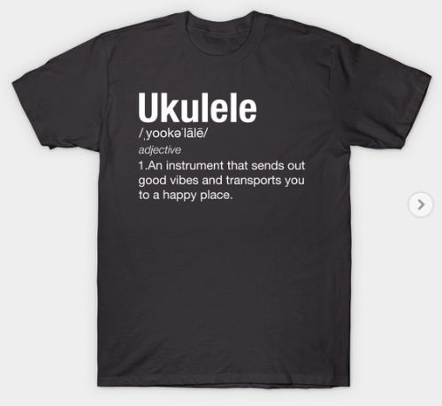 Ukulele_Definition_Funny_T-Shirt