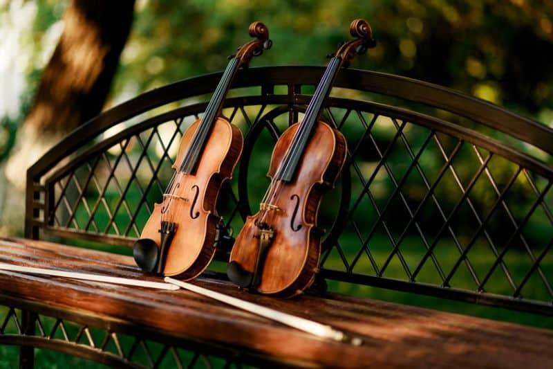 comparing fiddle and violin