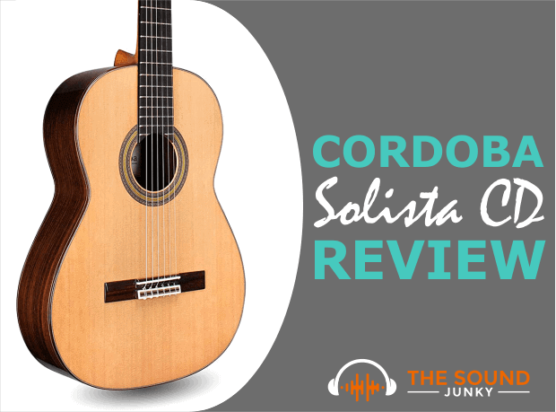 Cordoba Solista CD Review