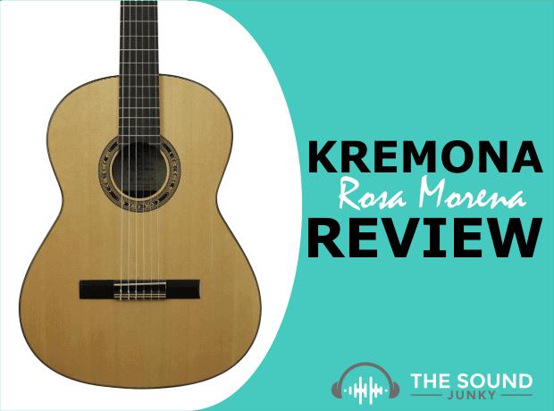 Kremona Rosa Morena Classical Guitar