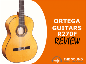 Ortega Guitars R270F Review