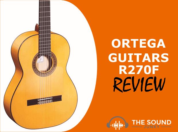 Ortega Guitars R270F Review