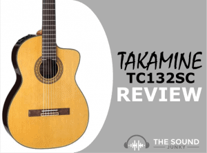 Takamine TC132SC Review