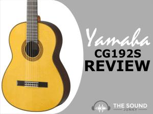 Yamaha CG192S Review