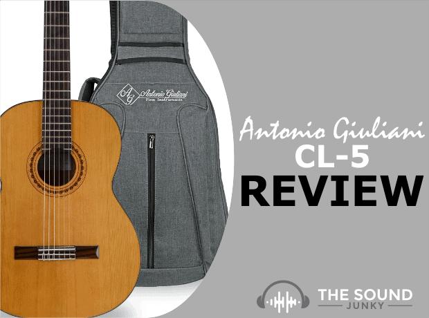 Antonio Giuliani CL-5 Review