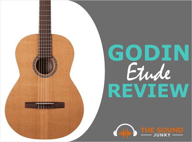 Godin Etude Classical Guitar Review