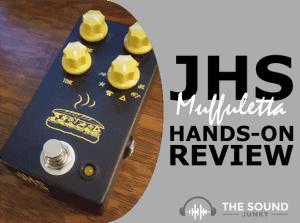 JHS Muffuletta Review