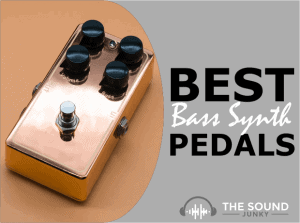 Best Bass Synth Pedals
