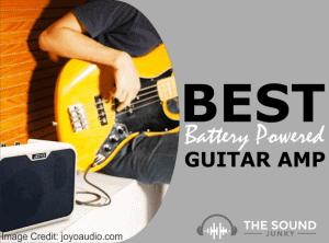 Best Battery Powered Guitar Amp