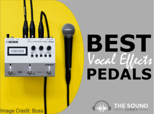 Best Vocal Effects Pedals
