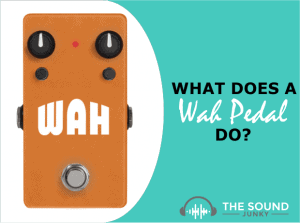 What Does a Wah Pedal Do