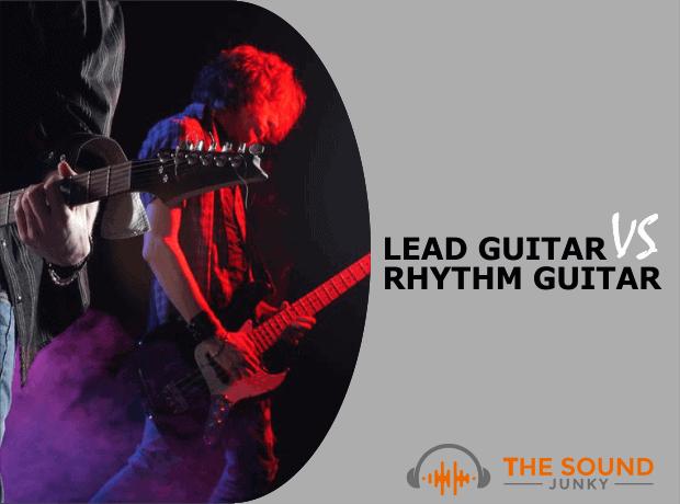 Lead Guitar VS Rhythm Guitar