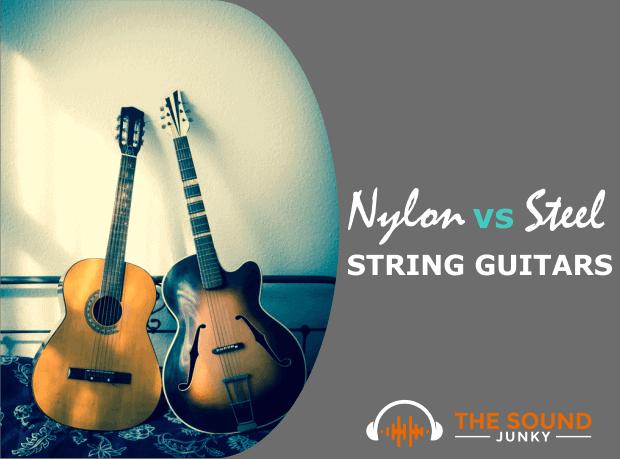 Nylon String Guitar VS Steel Strings