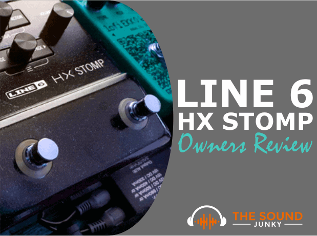 Line 6 HX Stomp Review - Hands On