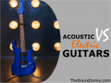 Acoustic vs Electric Guitar – What You Need to Know (Pros & Cons for Beginners)