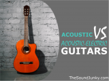 Acoustic vs Acoustic Electric Guitars (Pros & Cons for Beginners)