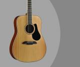 Alvarez AD60 Review – Artist Series Dreadnought Acoustic Guitar (Full-Size)