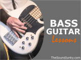 Bass Guitar Lessons – Beginner, Intermediate & Advanced Included