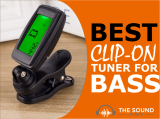 Best Clip-On Tuner For Bass Guitar 2020: We Review The Top 3