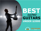 5 Best Electric Guitars Under $2000 In 2020: High-End & Droolworthy