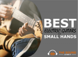 Best Electric Guitar for Small Hands In 2020: Slim Necks & 3/4-Size Guitars for Adults