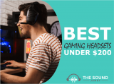 8 Best Gaming Headsets Under $200 (Proven & Popular)