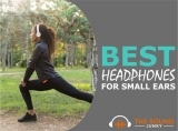 6 Best Headphones For Small Ears (Comfort & Quality)