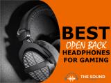 5 Best Open Back Headphones For Gaming (Multiple Budgets)
