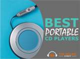 10 Best Portable CD Players (Affordable & Reliable)
