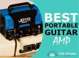 5 Best Portable Guitar Amps (For Guitarists On The Move)