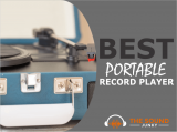 11 Best Portable Record Players (Very Affordable)