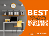 10 Best Powered Bookshelf Speakers (Multiple Budgets)