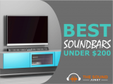 7 Best Soundbars Under $200 (Good Build, Great Sound)