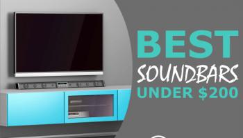 7 Best Soundbars Under $200 (Good Build, Great Sound)