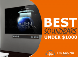 6 Best Soundbars Under $1000 (Big Bucks For Big Sound)