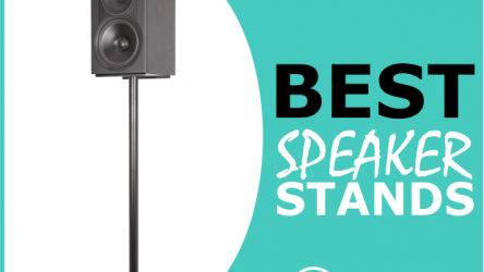 10 Best Speaker Stands (Get Your Sound Off The Ground)