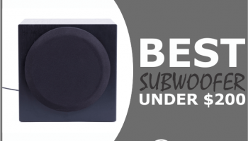 8 Best Subwoofers Under $200 (Includes Options For Cars)